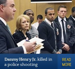 Danroy Henry Jr killed in a police shooting Read More